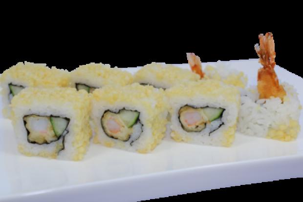 crunch shrimp roll