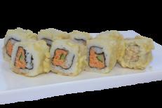 tempura spicy tuna roll